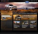 Ford Explorer Website