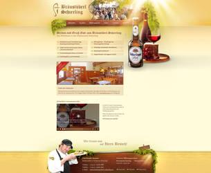Bavarian Restaurant a. Brewery by Carl06