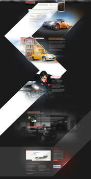 Car Workshop Onepage