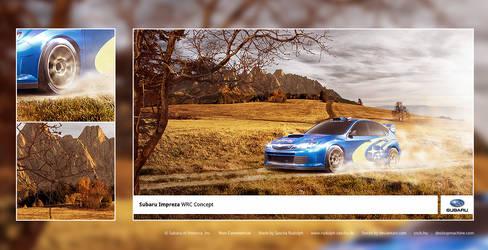 Subaru Rallye Composing