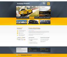 Renault Car Dealer by Carl06