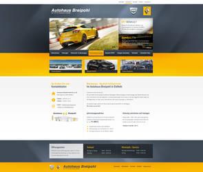 Renault Car Dealer