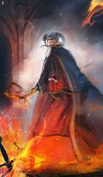 Tim the enchanter by o2-art