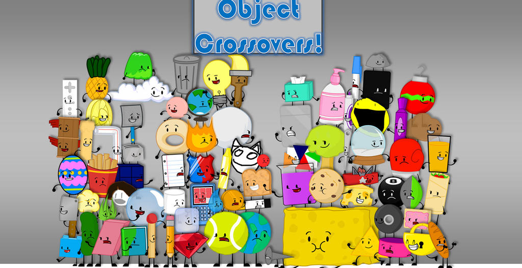 Object Crossovers! (Remake) by PlanetBucket22 on DeviantArt