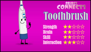 Object Connects: Toothbrush