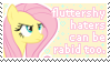 haters are no better than the fans by Sweetie-Pinkie