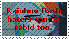 Rabid RD haters by Sweetie-Pinkie