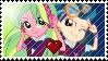 [Commission] IndigoZest stamp by Sweetie-Pinkie