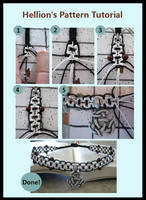 Bi-Color Macrame Tutorial by ChaosFay