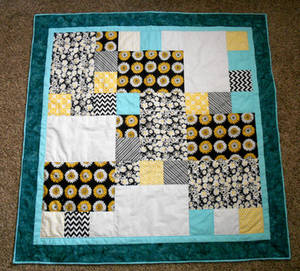 Joanna's Quilt FINISHED