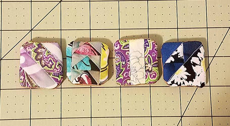 Cute Quilt Magnets
