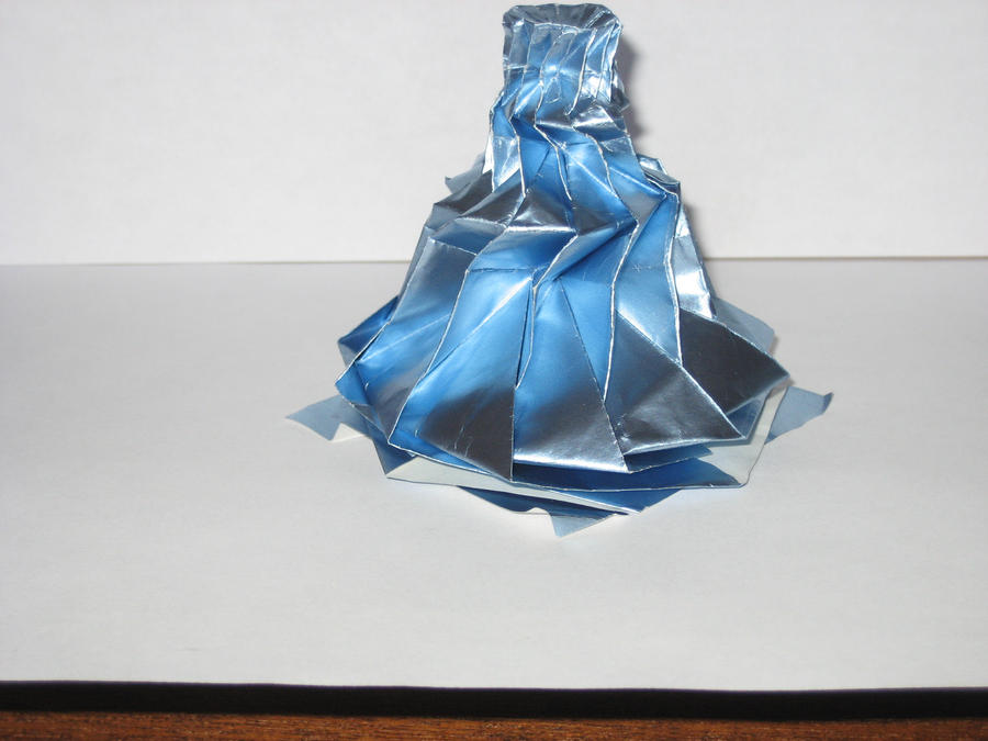 Origami flower tower by arcticwaterfox on deviantart origami flower tower by arcticwaterfox mightylinksfo