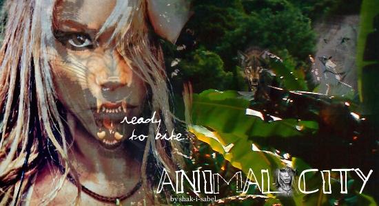 animal city II by shak-i-sabel
