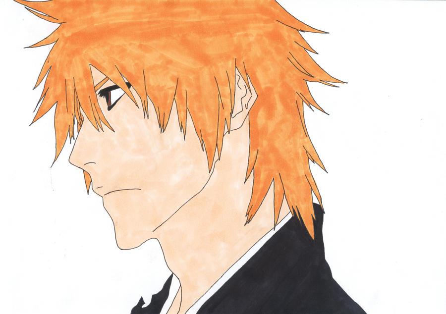 The gallery for --> Ichigo Kurosaki Face