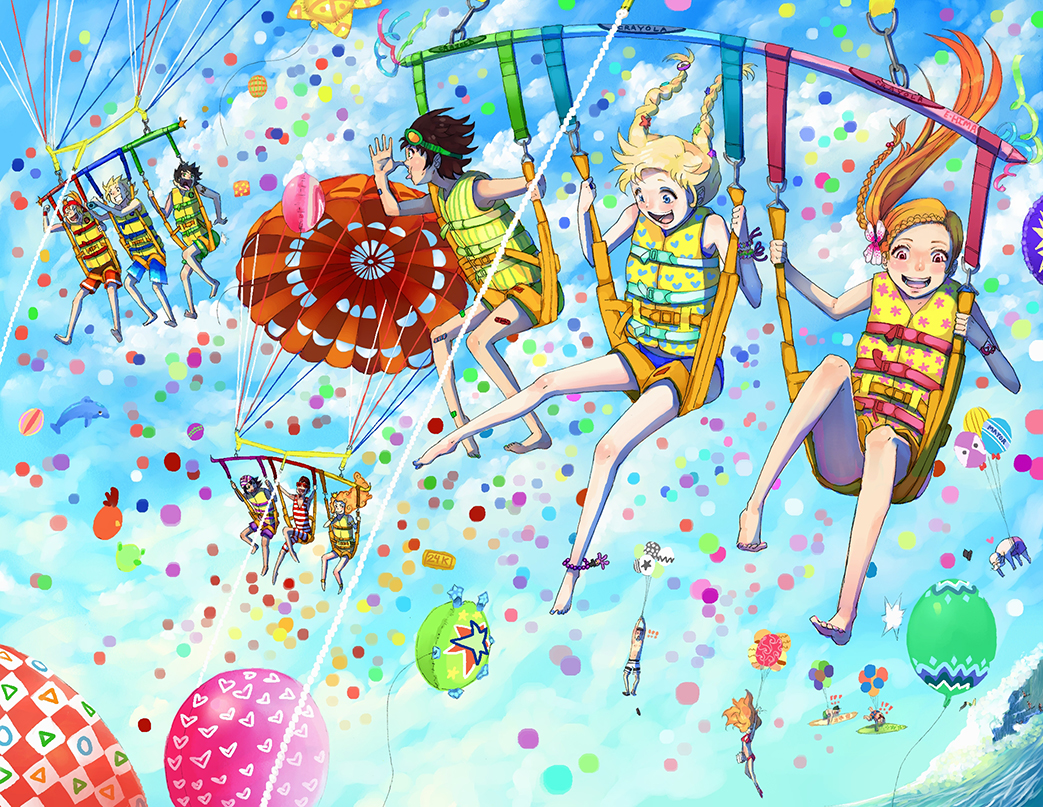 Powerpuff Girls by e-hima