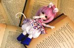Fairy Books ~ Lore by musumedesu