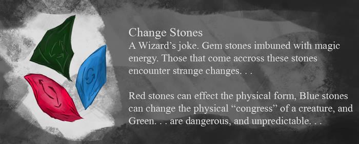 Wizard Trinkets - Joke Stones