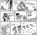 Left 4 Dead Comic 3 page 2