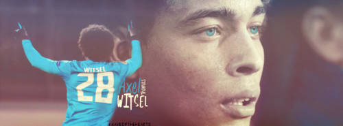 Axel Witsel by knaveofthehearts