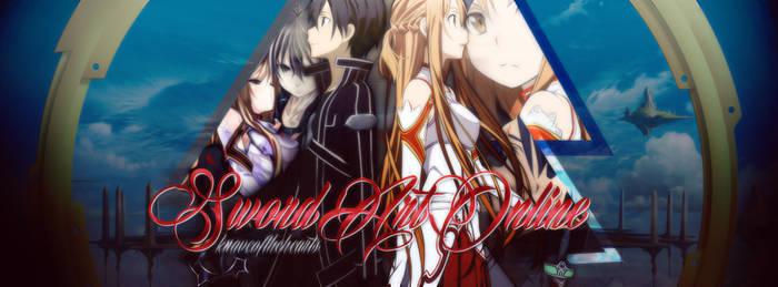 Sword Art Online by knaveofthehearts