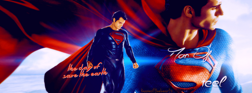 Man Of Steel by knaveofthehearts