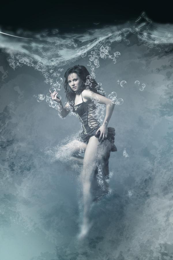 underwater by mastadeath