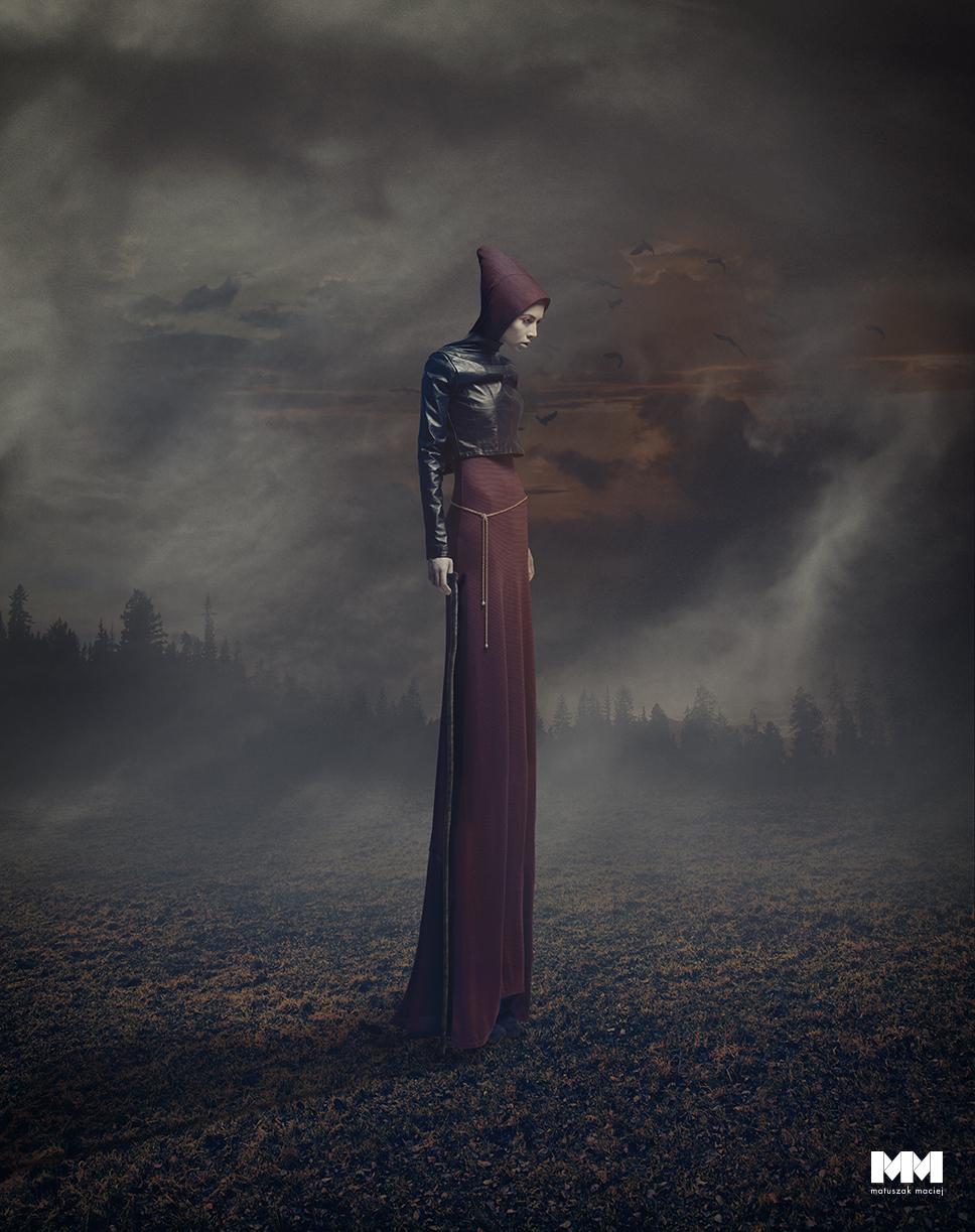 The wanderer by mastadeath