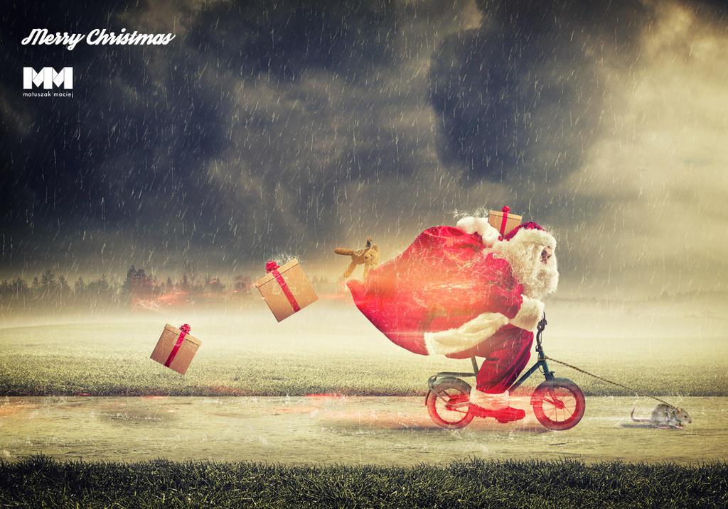 Rainy winter by mastadeath