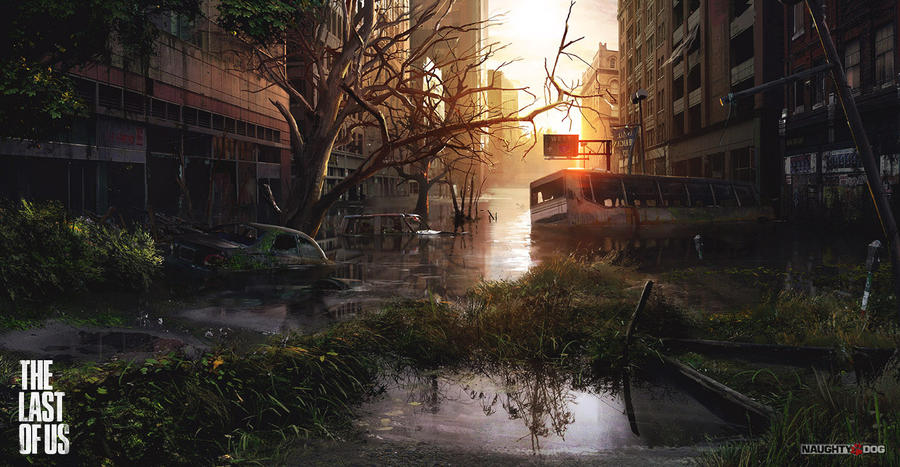 The Last of Us by tiger1313
