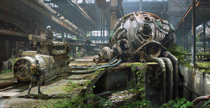 Environment for Video Game: Part 5