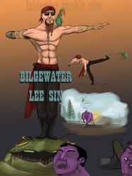 BILGEWATER LEE SIN by thanekats