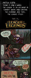 THE END OF EVERYTHING LEAGUE OF LEGENDS-The Comic by thanekats