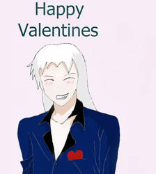 Happy valentines from Kai by Atsugai