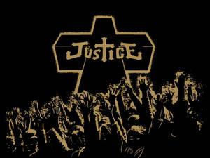 JUSTICE - D.A.N.C.E. wallpaper