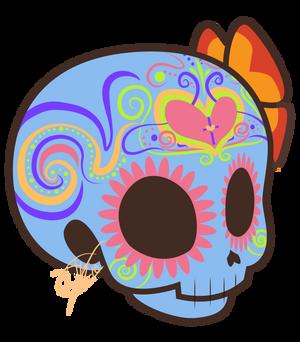 S.Skull: Dia de Los Muertos 11