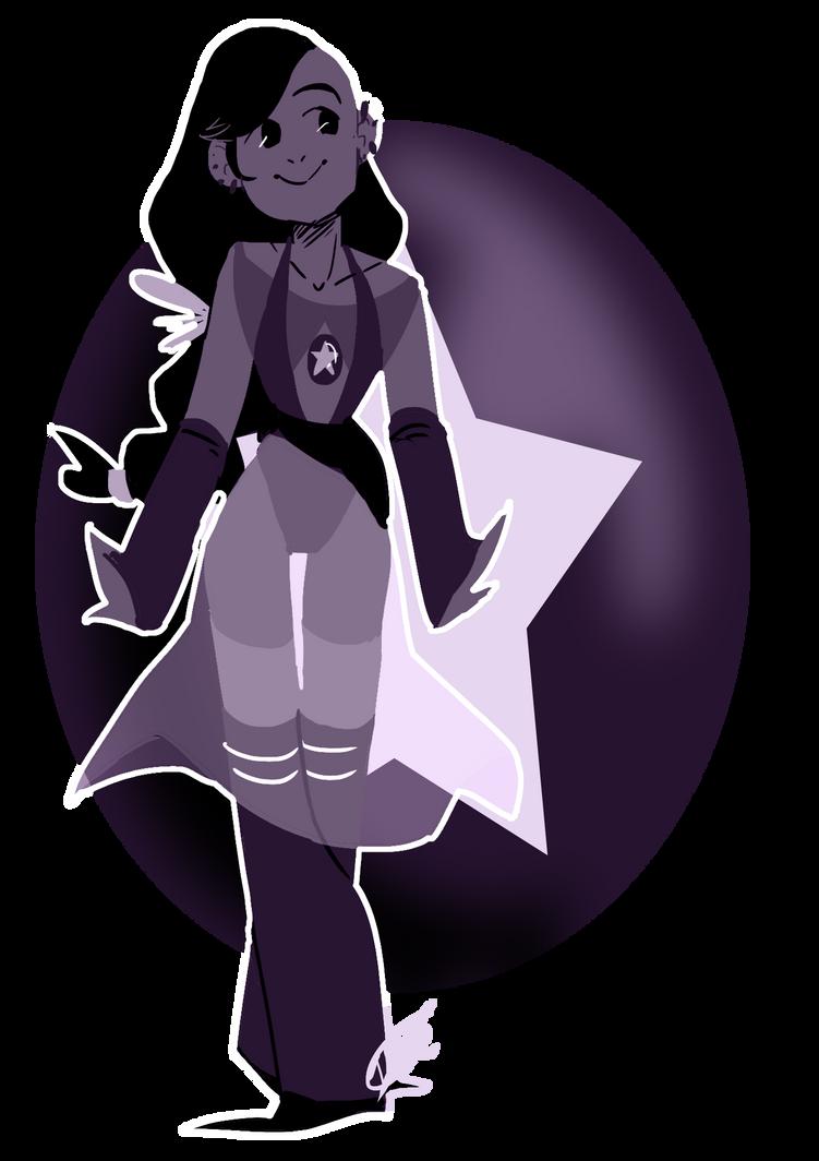 Steven Universe Garnet Redesign Star garnet by illzieSteven Universe Redesign