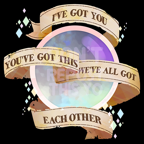 We've All Got Each Other By Illzie On DeviantArt
