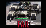 FAIL:MARV VS MILITANT