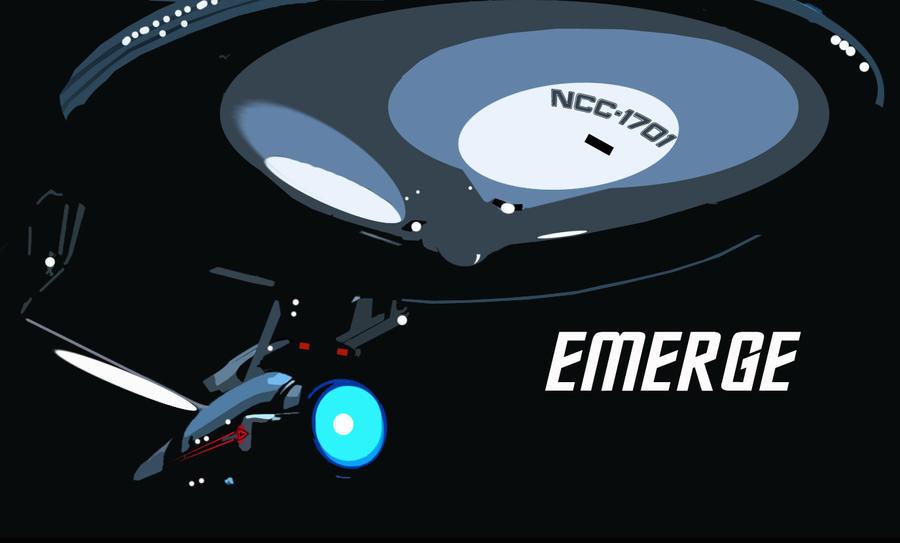 emerge by R-Clifford