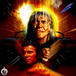 The Wrath Of Khan by robindbobin