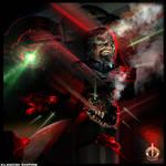 Klingons by robindbobin