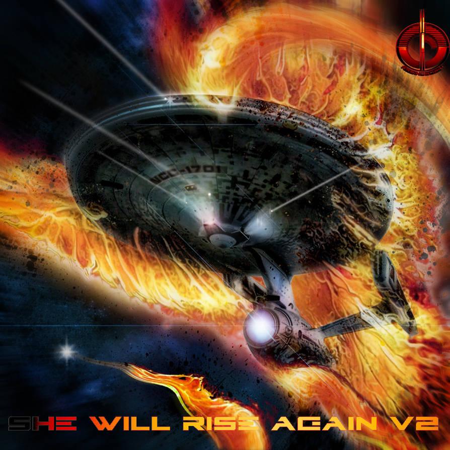 She Will Rise Again V2