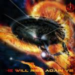 She Will Rise Again V2 by robindbobin