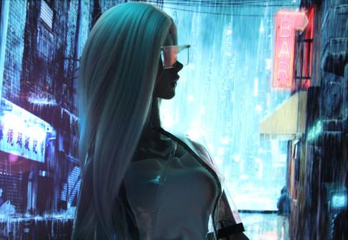 Dhea futuristic