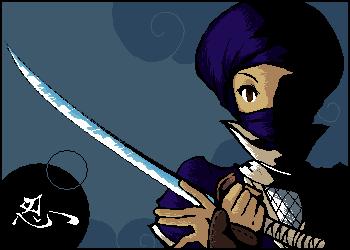 FFTA Ninja by pomdim