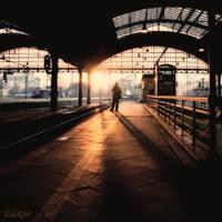 Before departure by Elenya-Noldo