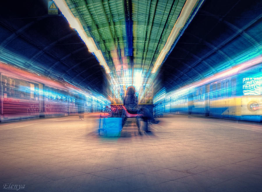 Life in technicolors by Elenya-Noldo