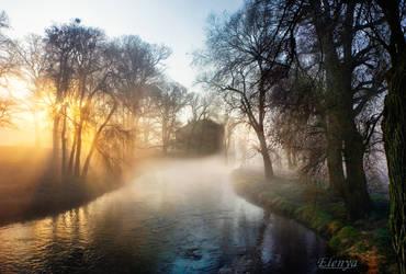 Colorful dawn by Elenya-Noldo
