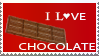 chocolate stamp by luckydesigns