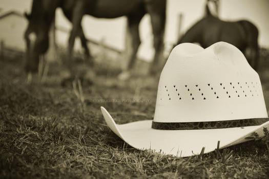 life of a cowboy hat